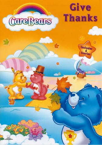 Care Bears - Give Thanks DVD Movie