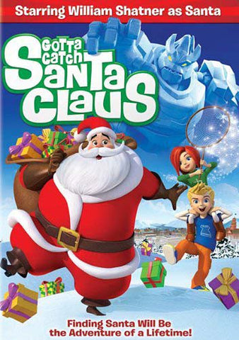 Gotta Catch Santa Claus DVD Movie