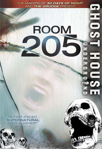 Room 205 - Ghost House Underground DVD Movie