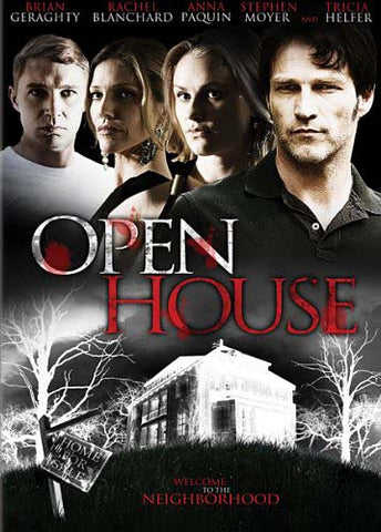 Open House (Anna Paquin) DVD Movie
