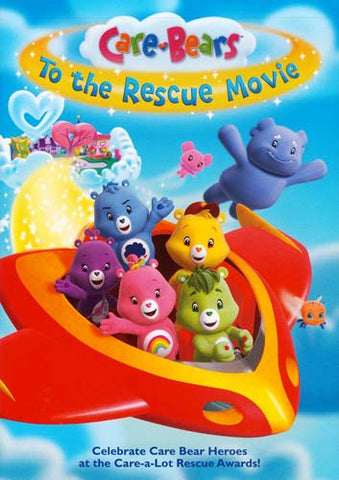 Care Bears - To The Rescue Movie DVD Movie