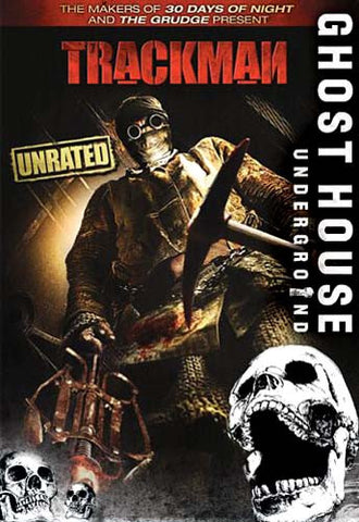 Trackman - Ghost House Underground (Uncut) DVD Movie