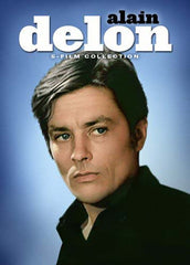 Alain Delon - (5) Five Film Collection (Boxset)