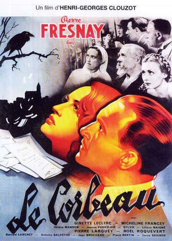 Le Corbeau DVD Movie