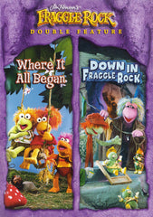 Fraggle Rock - Where it All Began / Down in Fraggle Rock (Double Feature)