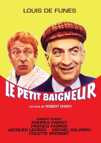 Le Petit Baigneur DVD Movie