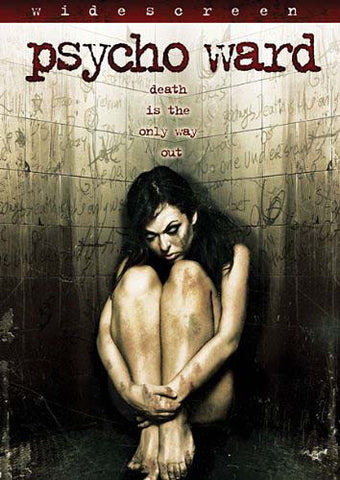 Psycho Ward DVD Movie