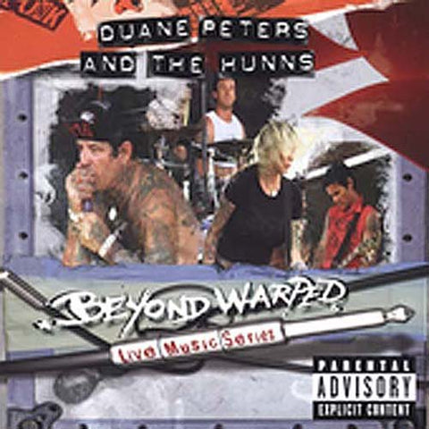 Beyond Warped: Duane Peters and the Huns DVD Movie