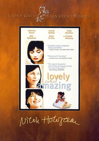 Lovely And Amazing-Signature Series DVD Movie