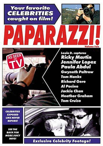 Paparazzi, Vol. 2 DVD Movie