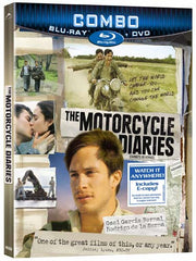 The Motorcycle Diaries (Blu-Ray+DVD+E-Copy) (Blu-ray)