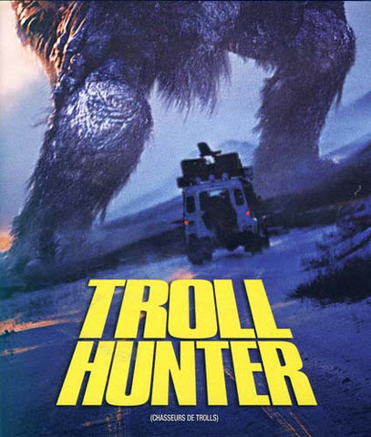 Trollhunter (Blu-ray) BLU-RAY Movie