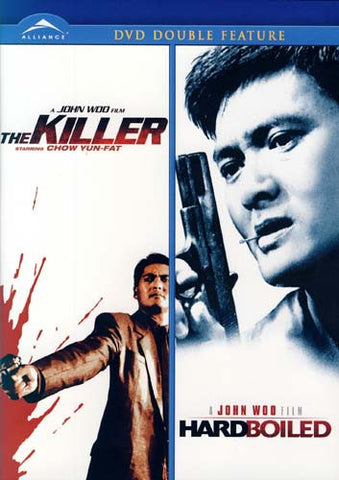 The Killer/ Hard Boiled (DVD Double Feature) DVD Movie