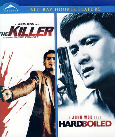 The Killer/ Hard Boiled (Blu-ray Double Feature) (Blu-ray) BLU-RAY Movie