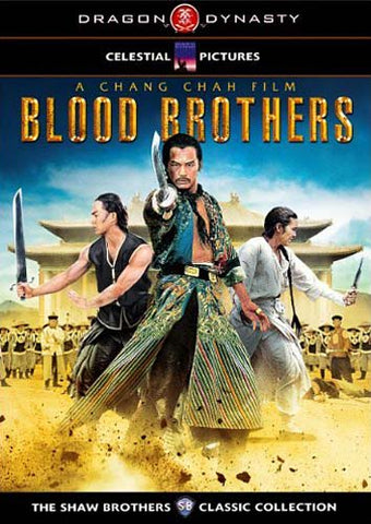 Blood Brothers (Dragon Dynasty) DVD Movie