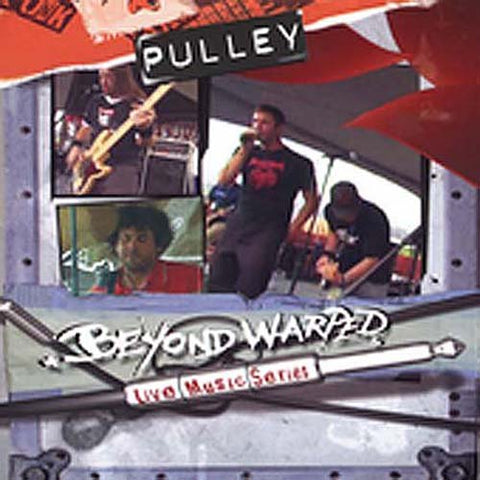 Pulley: Beyond Warped Live Music Series DVD Movie