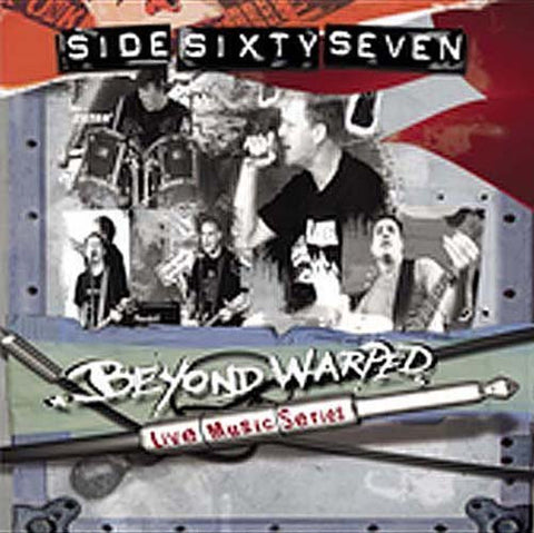 Sidesixtyseven: Beyond Warped Live Music Series DVD Movie