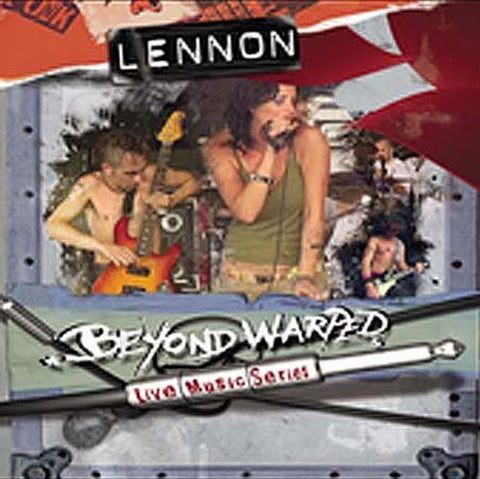 Lennon: Beyond Warped Live Music Series DVD Movie
