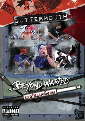 Guttermouth (Beyond Warped Live Music Series) DVD Movie