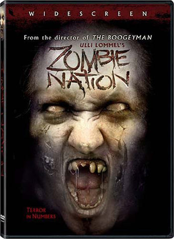 Zombie Nation (Widescreen) DVD Movie