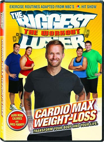 The Biggest Loser - Cardio Max Weight Loss DVD Movie