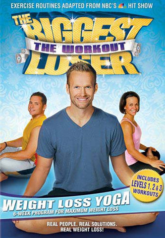 The Biggest Loser - The Workout - Weight Loss Yoga,Vol.6 DVD Movie