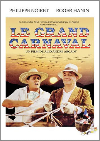 Le Grand Carnaval DVD Movie