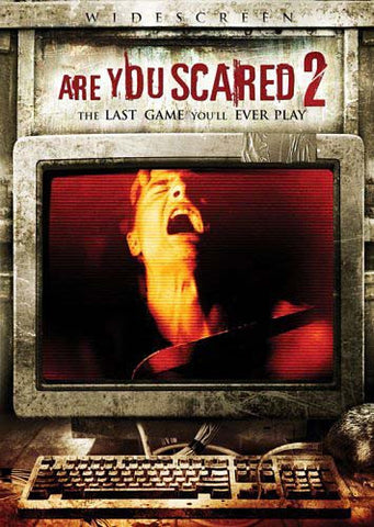 Are You Scared 2 DVD Movie