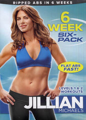 Jillian Michaels - 6 Week Six-Pack (LG)