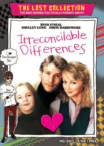 Irreconcilable Differences (The Lost Collection) DVD Movie