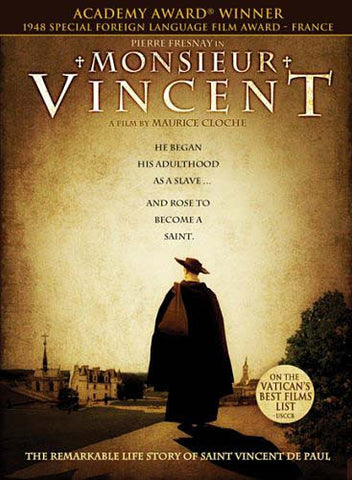 Monsieur Vincent DVD Movie