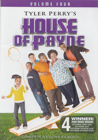 Tyler Perry's House of Payne, Vol. 4 (Boxset) DVD Movie