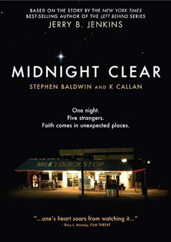 Midnight Clear (Jerry B. Jenkins) DVD Movie
