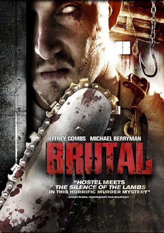 Brutal DVD Movie