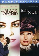 The Black Orchid /A Breath of Scandal (Double Feature)