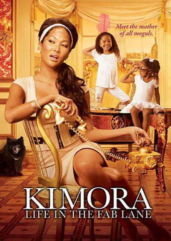 Kimora: Life in the Fab Lane - Season 1 DVD Movie