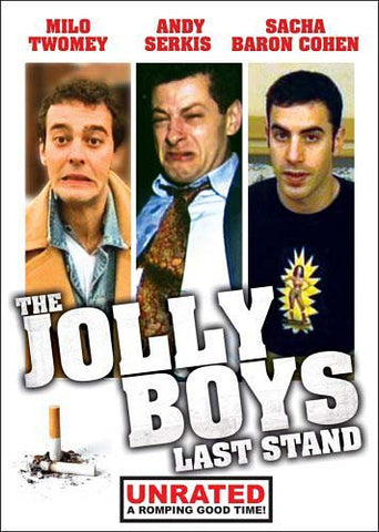 The Jolly Boys - Last Stand (Unrated) DVD Movie