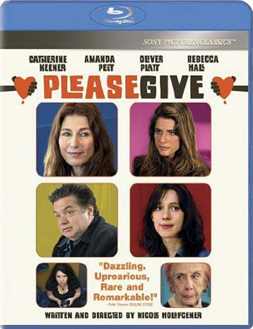 Please Give (Blu-ray) BLU-RAY Movie