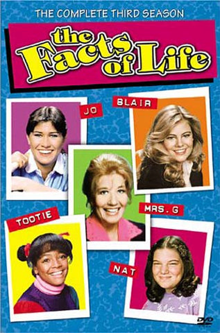 The Facts Of Life - The Complete Third Season (Boxset) DVD Movie