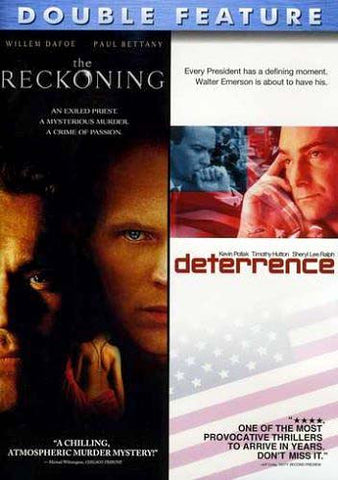 The Reckoning / Deterrence (Double Feature) DVD Movie