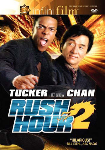 Rush Hour 2 (Special Edition) DVD Movie