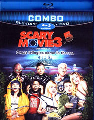 Scary Movie 3.5 (DVD+Blu-ray Combo) (Bilingual) (Blu-ray)