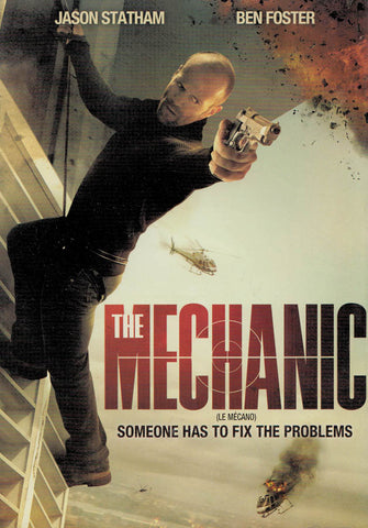 The Mechanic (Jason Statham) (Bilingual) (Alliance) DVD Movie