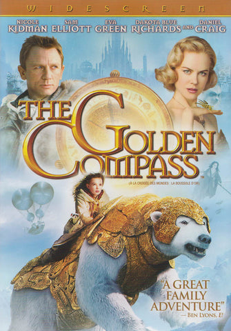 The Golden Compass (Widescreen) (Bilingual) DVD Movie