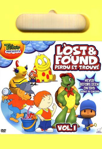 Lost And Found - Vol. 1 (Treehouse) (Bilingual) DVD Movie