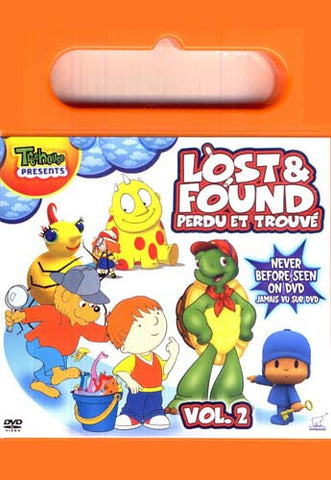 Lost And Found - Vol. 2 (Treehouse) (Bilingual) DVD Movie