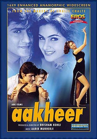 Aakheer (Original Hindi Movie) DVD Movie