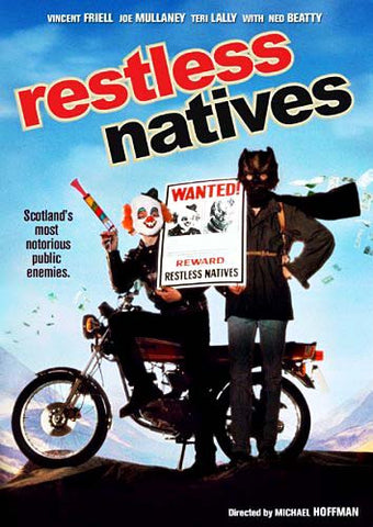 Restless Natives DVD Movie