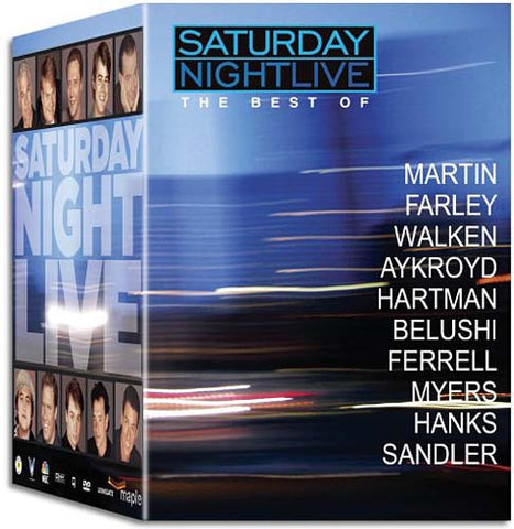 Saturday Night Live - The Best Of (10pack) (Boxset) DVD Movie