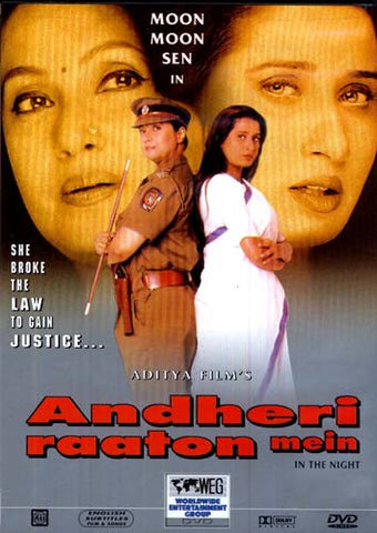 Andheri Raaton Mein (Original Hindi Movie) DVD Movie